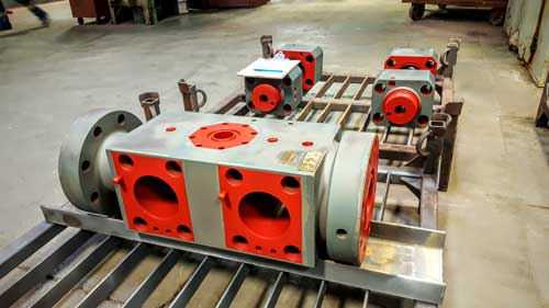 Impreglon Canada - Wellhead Equipment BOPs